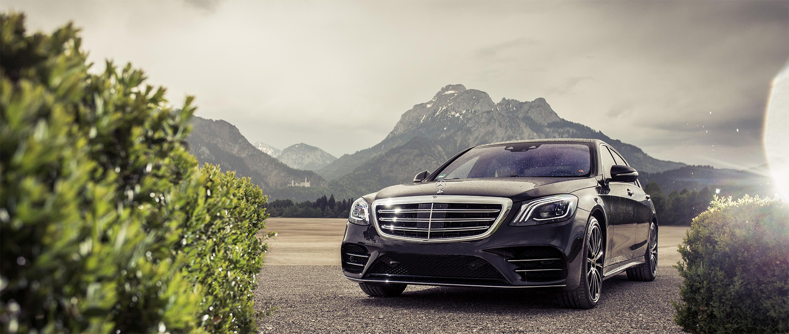 Mercedes S Class Business Transfer