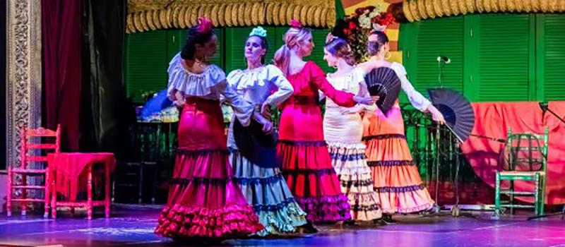 Flamencoshow Alfaz del Pi