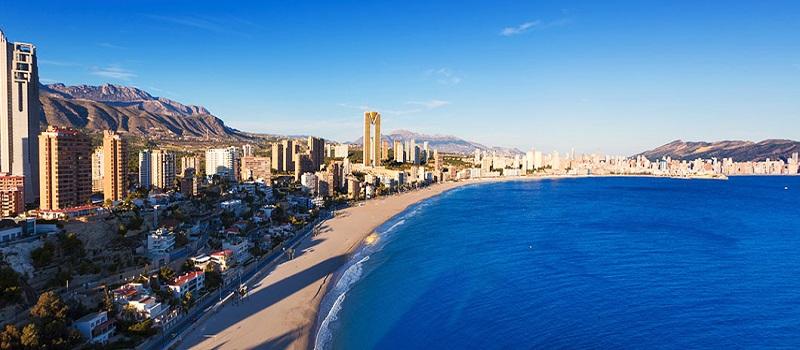 benidorm, toerisme, toeristique, vacances, vakantie, Ferienhäusern, toerismus, turistas