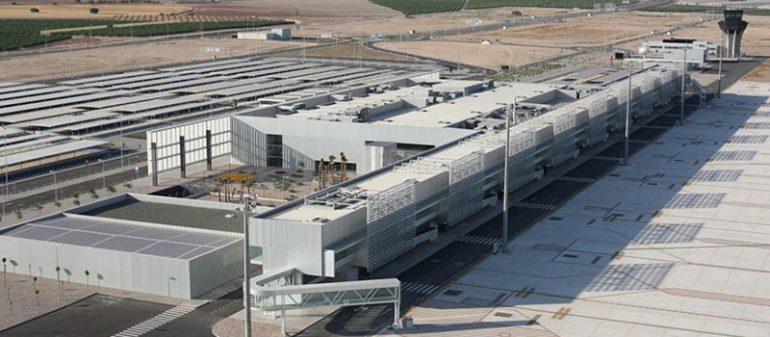 Corvera Airport - Murcia Airport