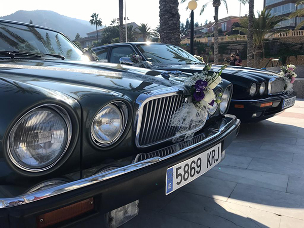Ceremonievervoer - Ceremoniewagens - Jaguar XJ3 Sovereign